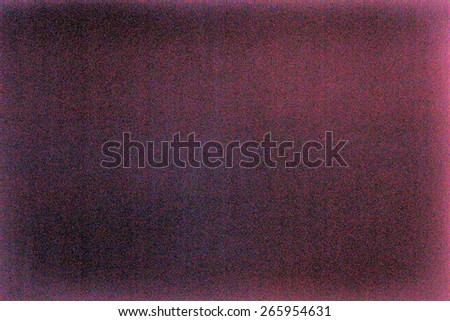 Texture of heavily dense noise captured from digital camera sensor - stock photo