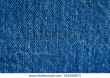 Texture of Jeans, abstract background - stock photo