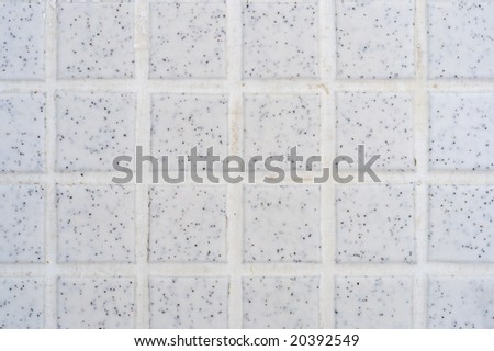 Texture of kitchen tiles - stock photo