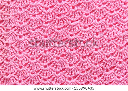 texture of knitwear