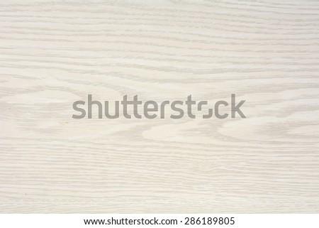 Texture of laminate white wood background - stock photo