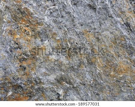 Texture of many small stones - stock photo