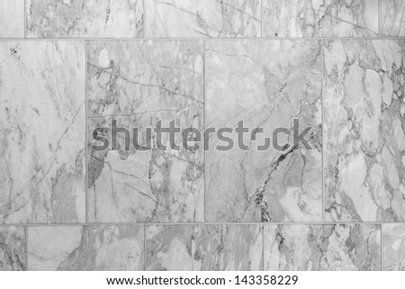 Texture of marble using for background - stock photo