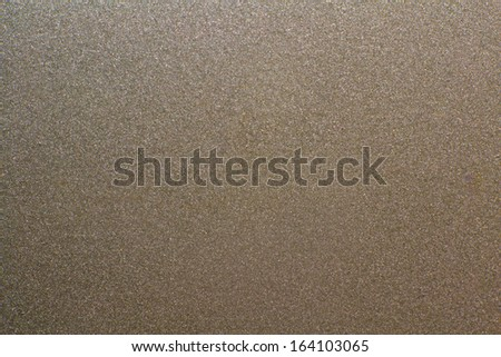 texture of metal covered with sand