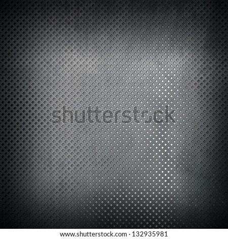 texture of metal mesh - stock photo