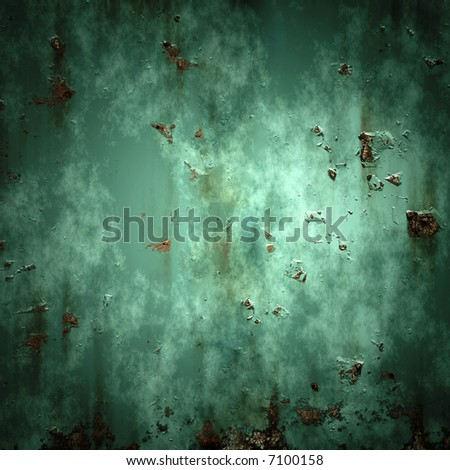 Texture of metal, plate. - stock photo