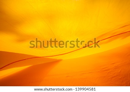 texture of monk cloth