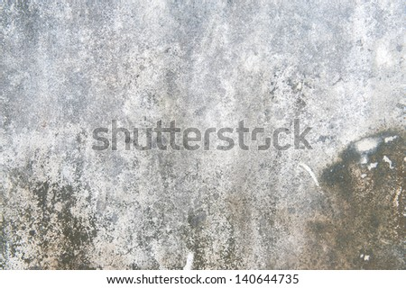 Texture of old painted wall - stock photo