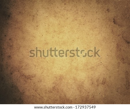 texture of old paper background - stock photo