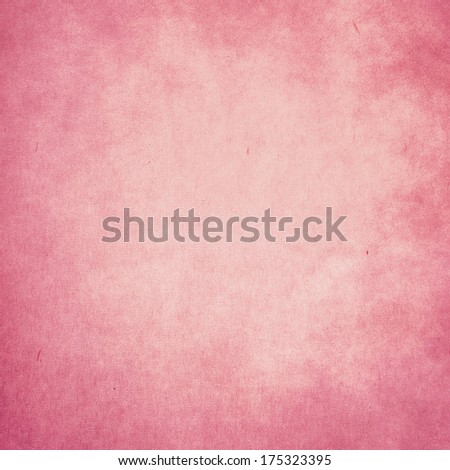 texture of old pink paper background - stock photo