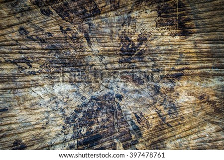 texture of  old wood use as natural background