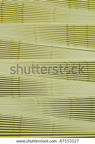 texture of paper stack - stock photo