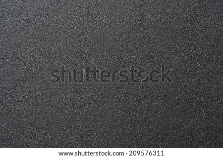 Texture of rough sandpaper for polishing surface - stock photo