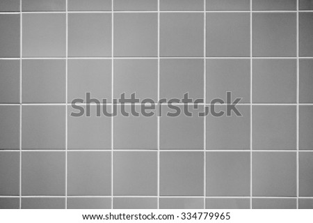 Texture of smooth wall tile