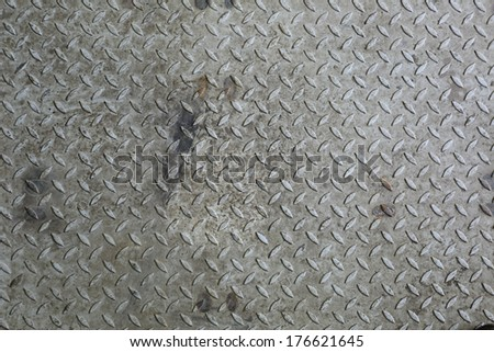 texture of Steel - stock photo