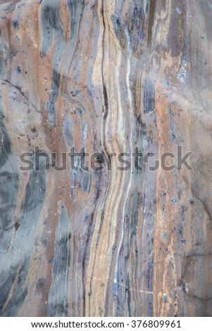 Texture of stone - stock photo