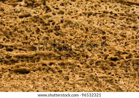 Texture of stone. - stock photo