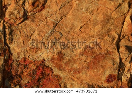 texture of stone on background ,select focus with shallow depth of field:ideal use for background.