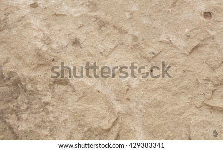Texture of stone white and brown with copy space. - stock photo