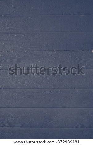 Texture of the blue metal door of a garage background - stock photo