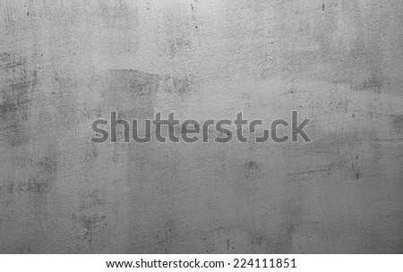 texture of the gray concrete wall - stock photo