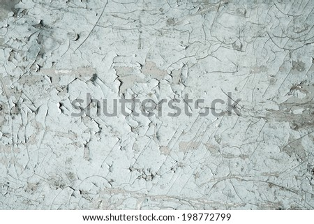 Texture of the old oil paint; for the background