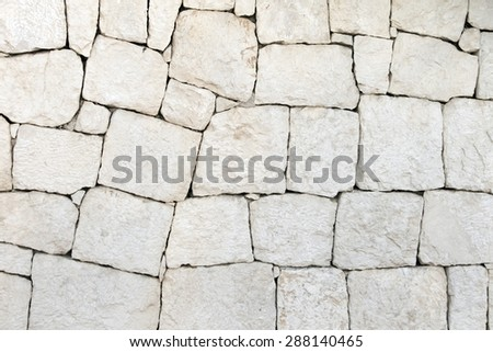 Texture of the stones - stock photo