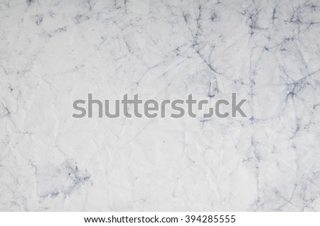 Texture of the wrinkled paper as a background - stock photo