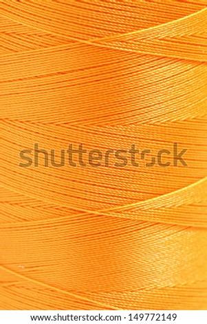 texture of thread  - stock photo