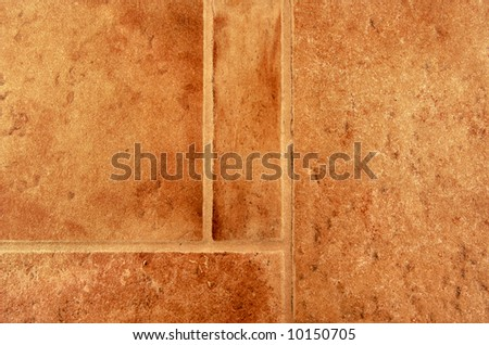 Texture of tile