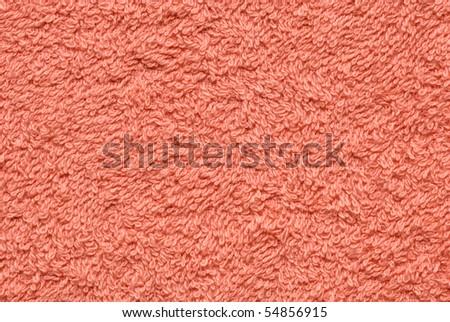 texture of towel - stock photo