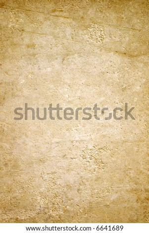 Texture of uneven spotted cement wall - stock photo