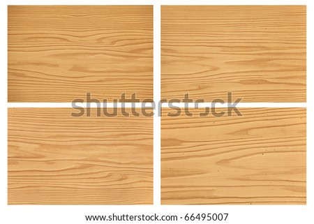 Texture of wood pattern background collections, each one has 1920*1280 pixels dimension. - stock photo