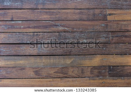 texture of wood use as background - stock photo