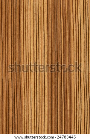 Texture of zebrano (high-detailed wood texture series)