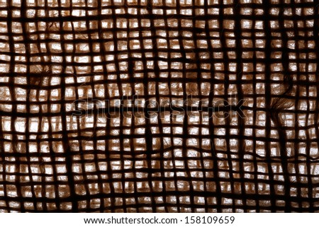 texture old canvas jute fabric background