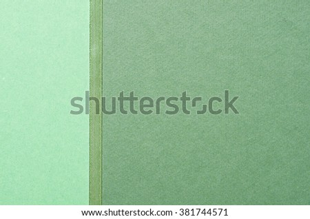 texture paper with ribbon and copy space