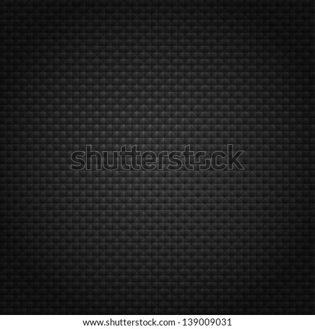 Texture pattern of simple geometrical shapes - stock photo