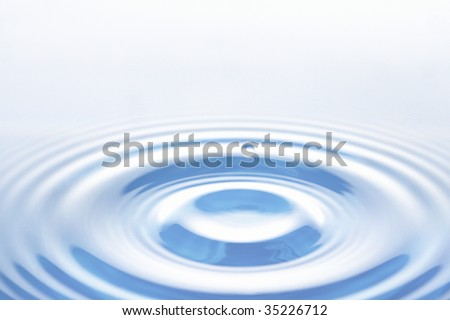 TEXTURE PATTERN-ripple of clear water