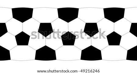 Texture soccer ball. - stock photo