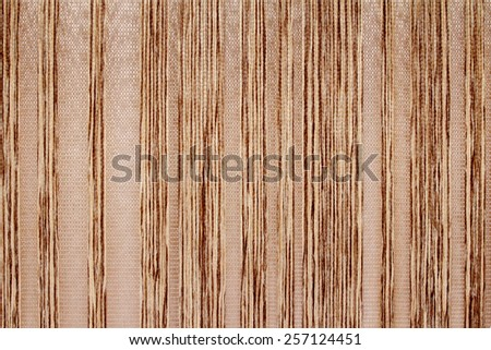 texture the fabric striped - stock photo