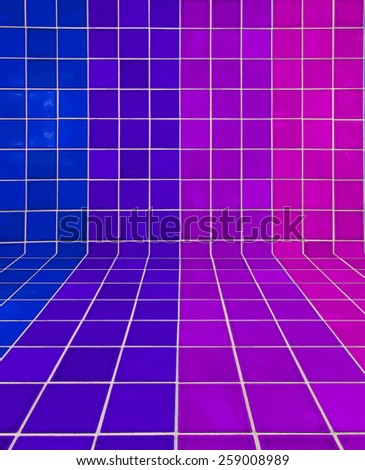 texture tile more color - stock photo