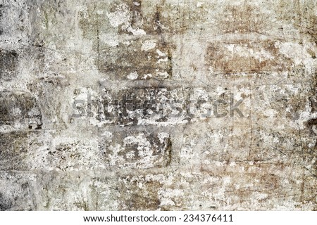 texture wall background ruined old abstract  - stock photo