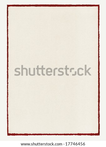 Texture with splat ink border - stock photo