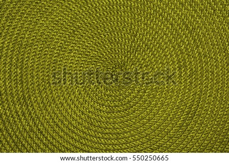 Texture woven colored fabric
