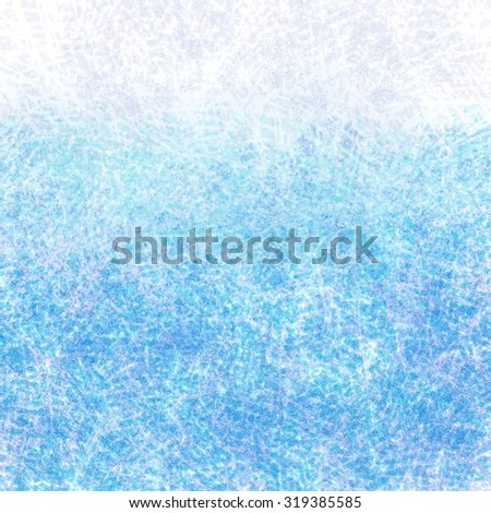 textured blue background with white border - stock photo