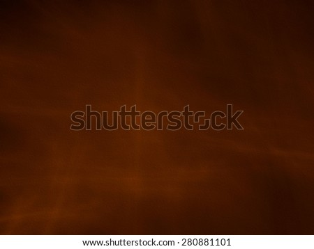 Textured brown background with smudges - stock photo