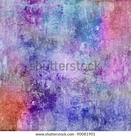 Textured  colorful background - stock photo
