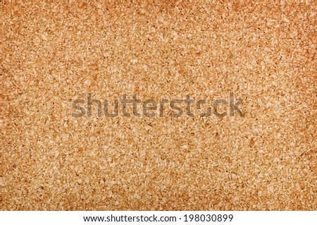 Textured Cork Board for your Background - stock photo