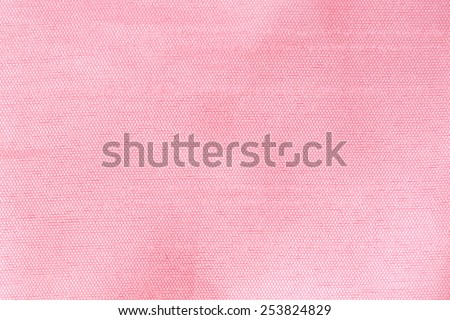 textured fine silk - rose quartz pastel tone - stock photo